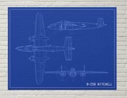 BPA – 002 B-25B MITCHELL