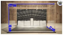 Exhibition Box Deluxe Hangar Mod.1