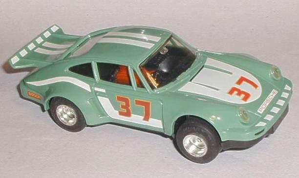 Old Scalextric Porsche