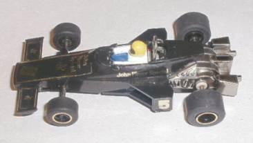 Lotus 77 tested