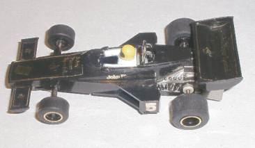 Original C126 Lotus 77
