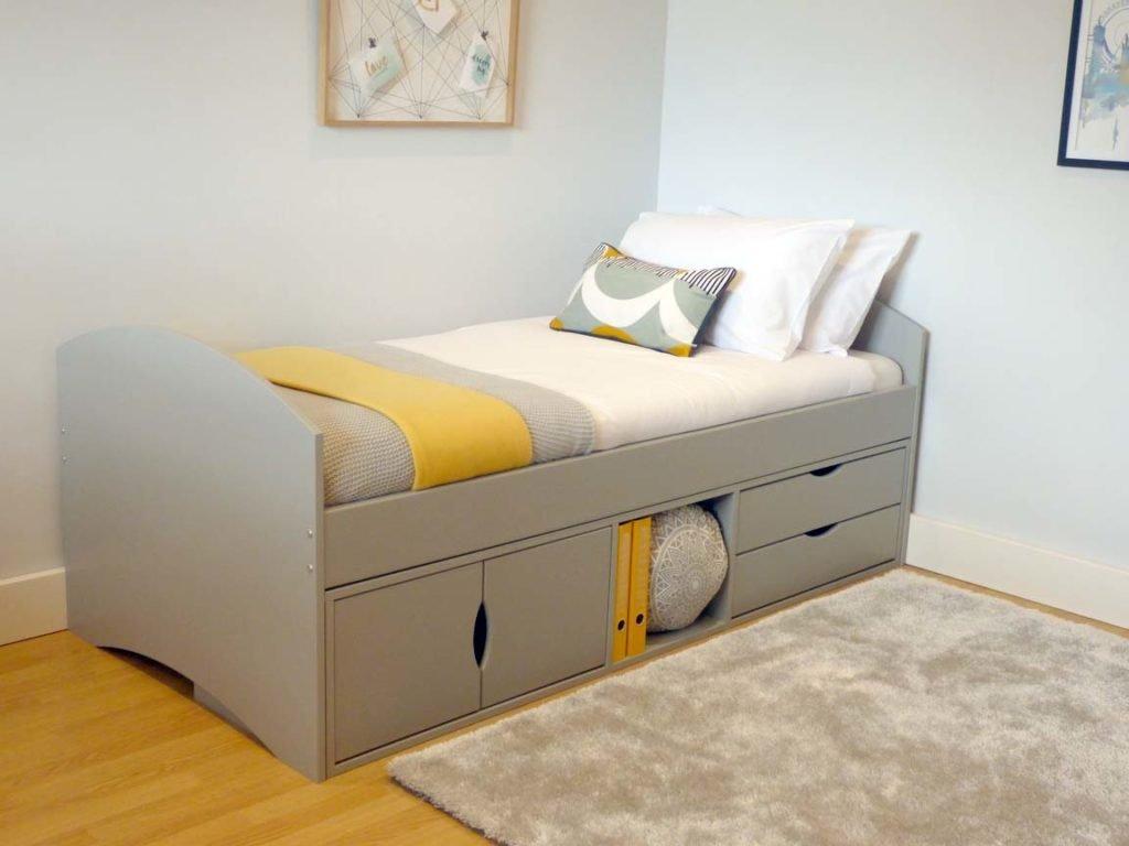 Children S Storage Bed Richmond Storage Bed For Kids Scallywag Kids