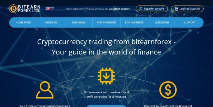 bitearnforex.com
