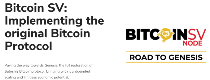 bitcoinsv.io - Bitcoin SV