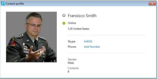 Fransisco Smith SCR