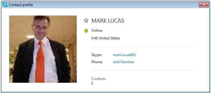MARK LUCAS SCR Rose