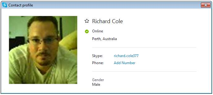 Richard Cole SCR