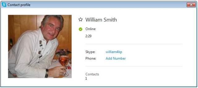 William Smith SCR