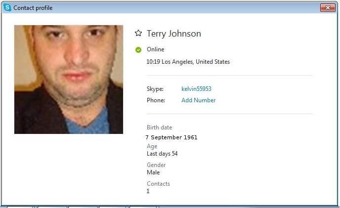 Terry Johnson Att 2