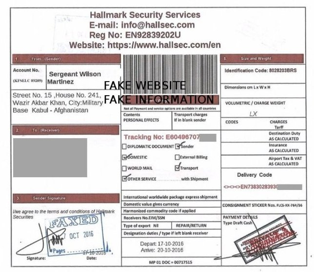 fakeform