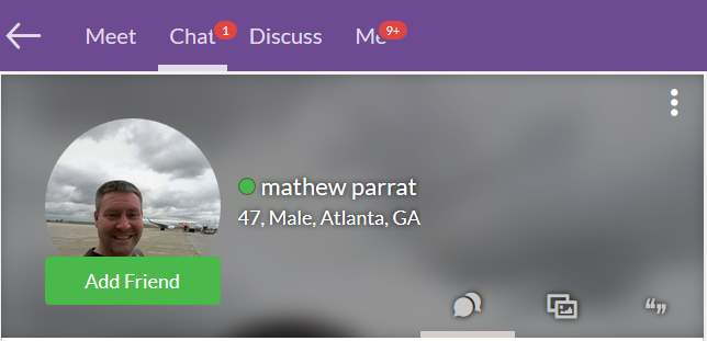 Romance Scam/Army Leave Scammer: Mathew Parrat (Mathew Howard)