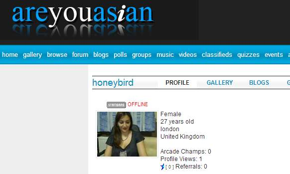 Congrats-your-busted 55: 419 Scam/Romance Scam: HONEYBIRD (Nigeria)