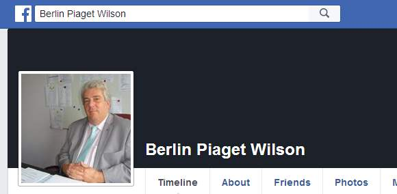 Congrats-your-busted-58: Financial Scam/Advance Fee Fraud/Loan Scam/Phishing: BERLIN PIAGET WILSON