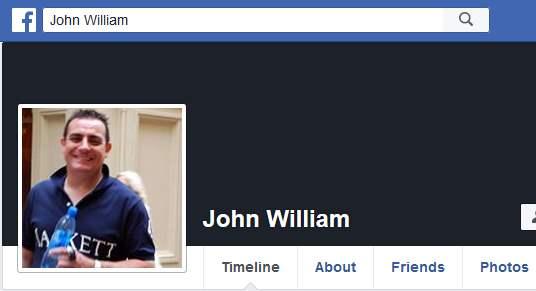 SCAM/SPAM: Advance Fee Fraud/Phishing: JOHN WILLIAM (Ghana)