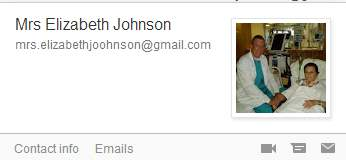 SCAM/SPAM: Advance Fee Fraud/Dying Widow Scam/Phishing: ELIZABETH JOHNSON (South Africa)