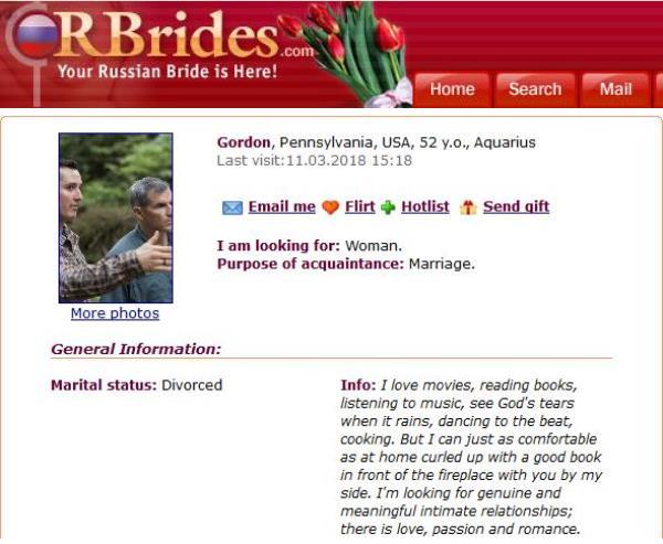 419 Scam/Romance Scam/Army Leave scammer/Phishing: GORDON RICHARD (Benin)
