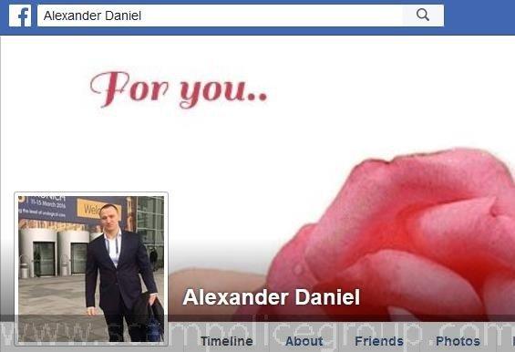 Congrats-your-busted 112: 419 Scam/Romance Scam/Loan scam: DANIEL ALEXANDER (Nigeria)