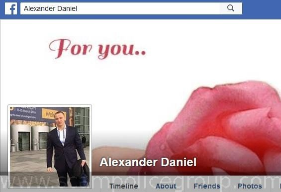 Congrats-your-busted 112: 419 Scam/Romance Scam/Loan scam: DANIEL ALEXANDER (Nigeria)