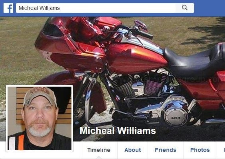 micheal williams facebook profile