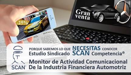 Monitor Sindicado de Actividad Comunicacional Automotriz