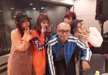 {#Radio} J-WAVE résumé de l'émission「GROOVE LINE Z」du 12/10/17