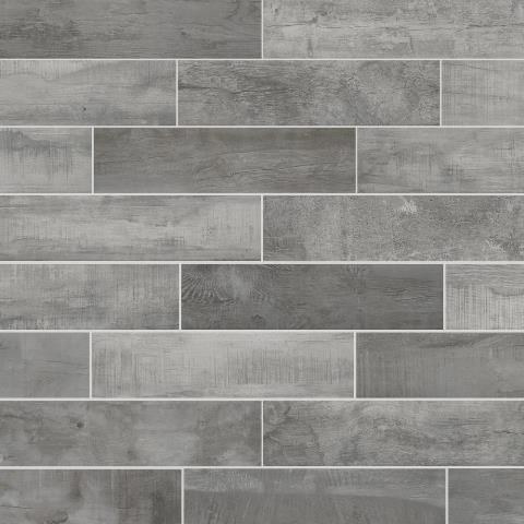 wind river grey 6 in x 24 in porcelain floor and wall tile 14 sq ft case