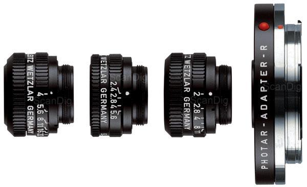 Leica Lupenobjektive