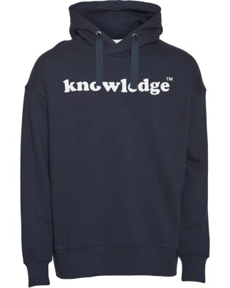 Knowledge Cotton Apparel Sallow hoodie