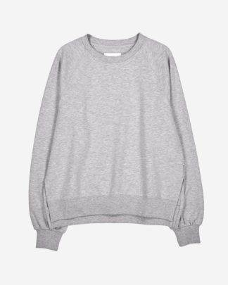 Makia Etta Light Sweater grey