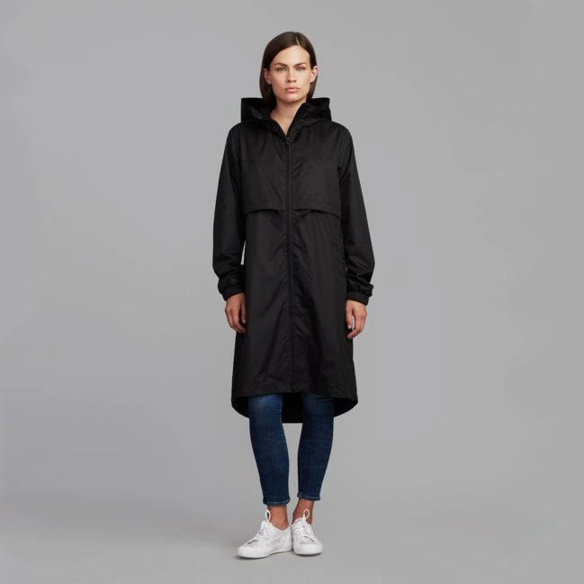 Makia Den jacket black