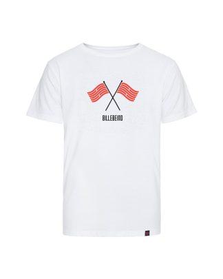 Billebeino Flags T-shirt White