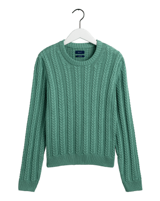Gant cable knit sweater