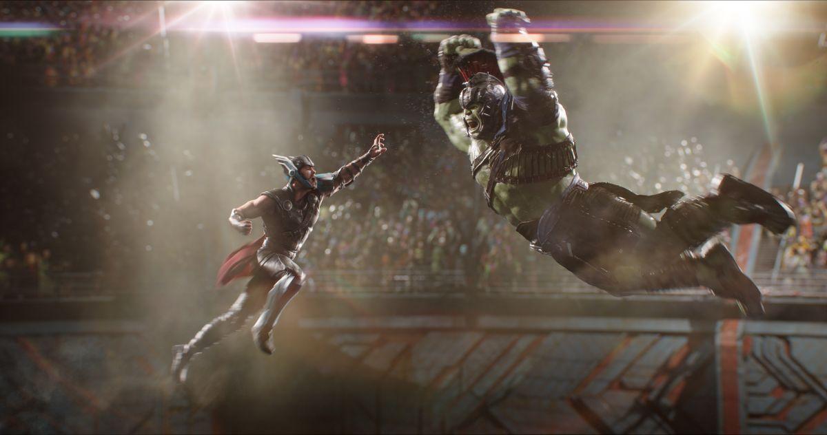 Thor: Ragnarok Scannain Review