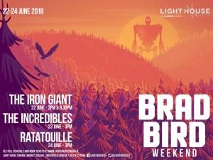 Brad Bird Weekend at Light House Cinema