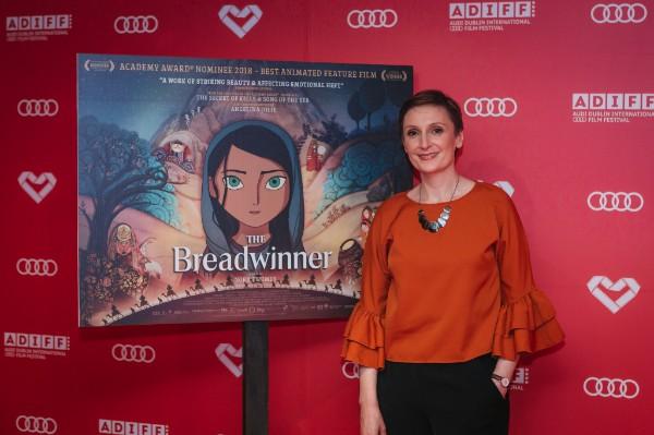 Nora Twomey, director of the ADIFF Audience Award winning The Breadwinner
