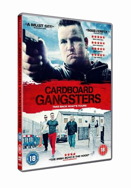 Cardboard Gangsters DVD