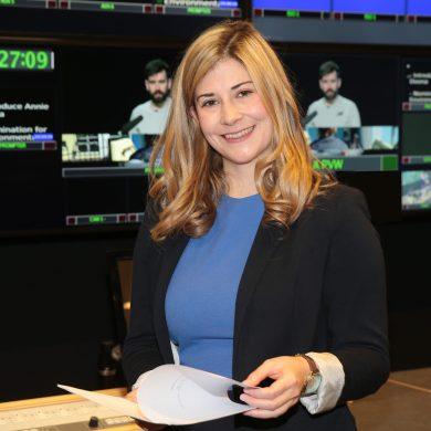 Sarah Ahern, Warner Bros. Creative Talent Scholar at the National Film School 2018/19