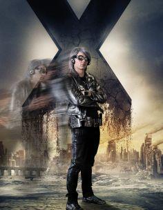 Evan Peters as Pietro Maximoff / Quicksilver