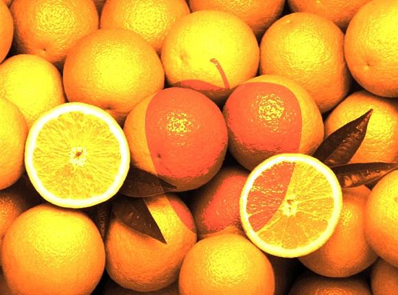 Manzanas y Naranjas Ácidas