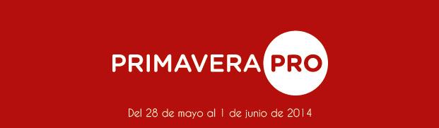 Primer Concurso Internacional de Ideas y el Foro de Inversión de la Industria de la Música en PrimaveraPro