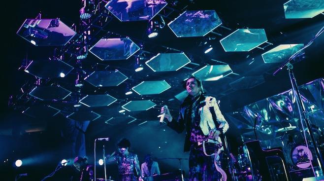 "Vídeo: Arcade Fire – ""Reflektor"" (behind the scenes)"