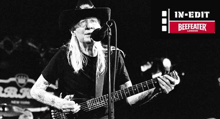 """Johnny Winter: Down & Dirty""- Primer documental confirmado del 12º Beefeater In-Edit"
