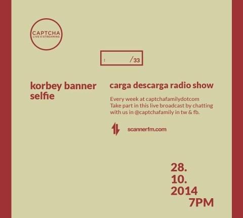 Sintoniza hoy Carga Descarga Live  – ¡Captcha Descaptcha!