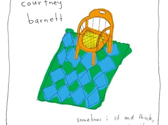 Courtney Barnett (disco destacado) y entrevista con Les Sueques