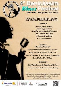 Bad Musc 71. Festival de Blues de Benicàssim