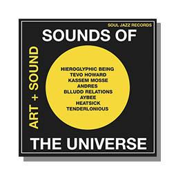 VVAA Art  Sound Soul Jazz Records