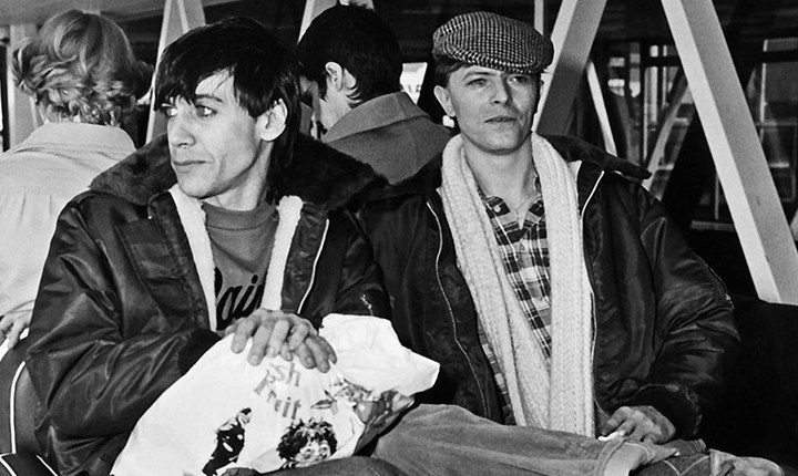 Iggy Pop rinde homenaje a David Bowie en una sesión en la BBC