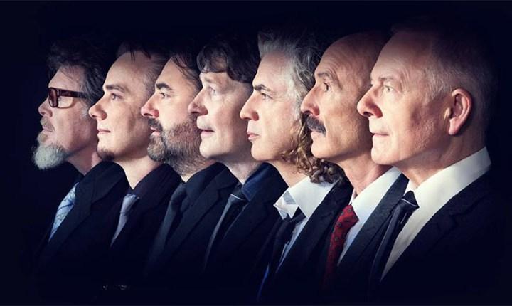 King Crimson y el poder de la perfección milimétricamente orquestada