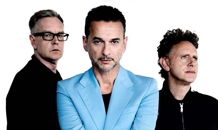 La gira de Depeche Mode hará escala en Barcelona y Madrid