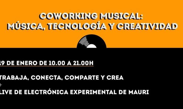 Coworking Musical en La SextaBaja